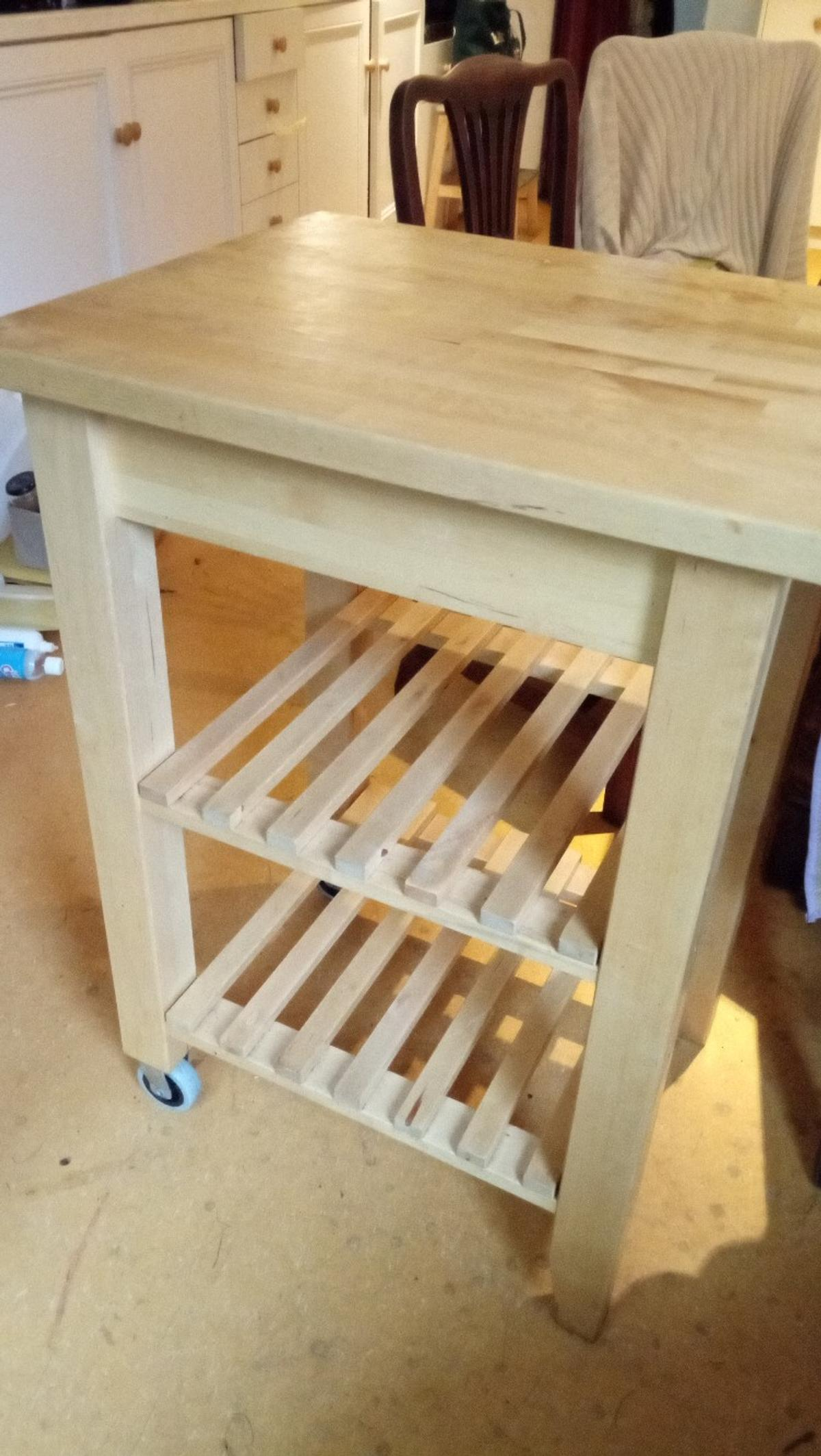 Ikea Butchers Block In Sw2 Lambeth For 20 00 For Sale Shpock