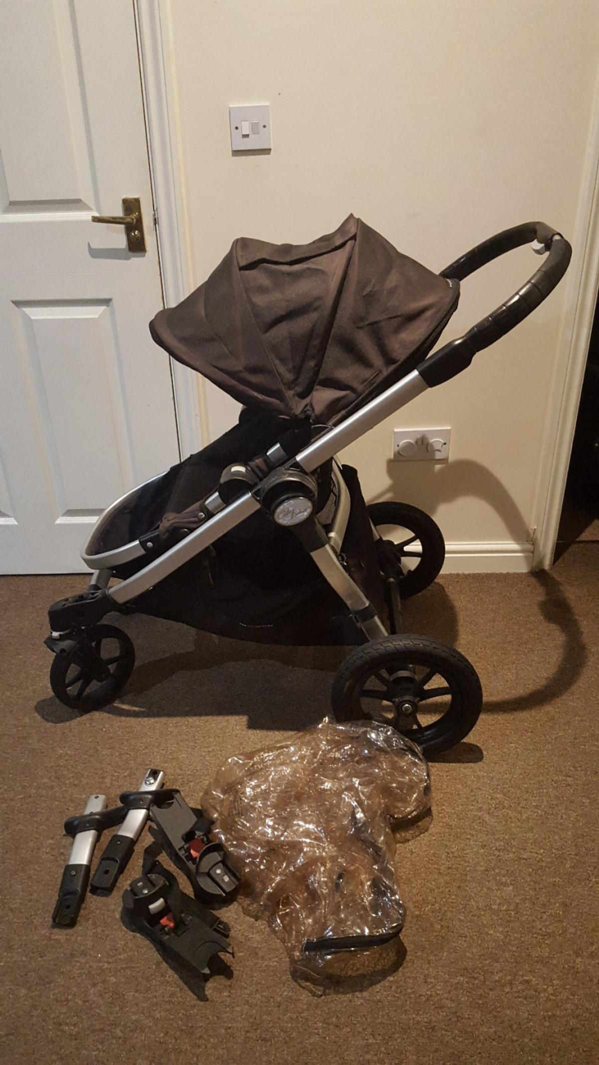 Baby Jogger City Select Double Stroller Buggy