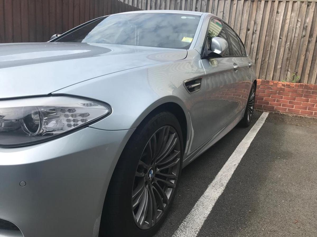 BMW F10 M5 - LOW MILEAGE, REDUCED!!! in B64 Dudley for