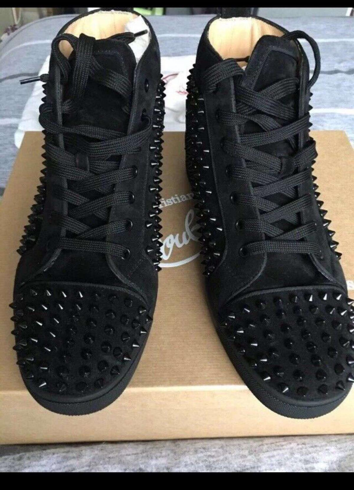 super populaire 64f65 b5544 Men's Christian Louboutins in E15 London for £360.00 for ...