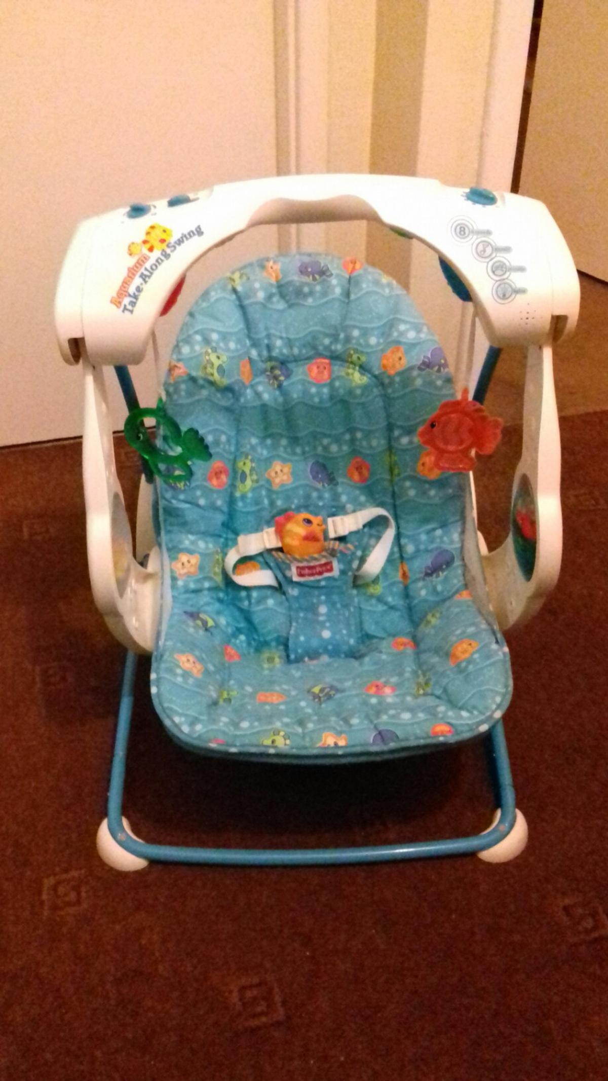 FISHER PRICE BABY SWING in DY2 Dudley for £8 00 for sale