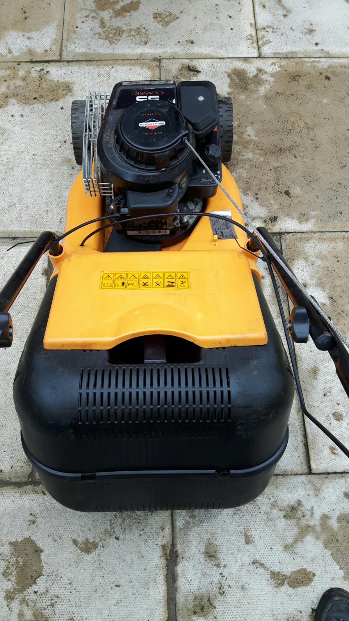 Petrol lawnmower McCULLOCH M3540PD in BL2 Bolton for £70 00