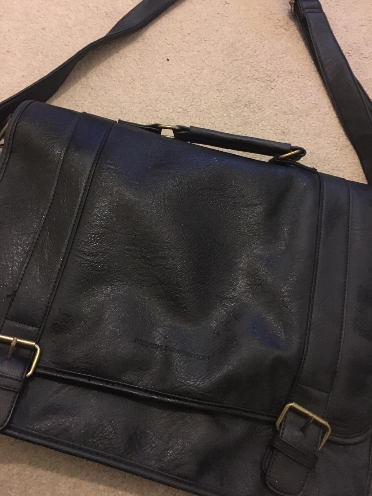 French Connection Genuine Men S Bag In