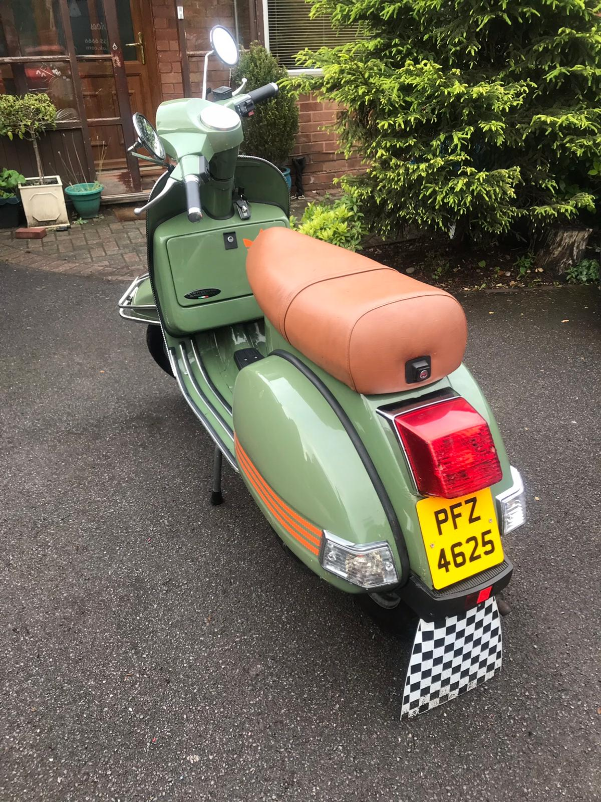 Lml star badges as Vespa px in WS4 Walsall for £1,250 00 for