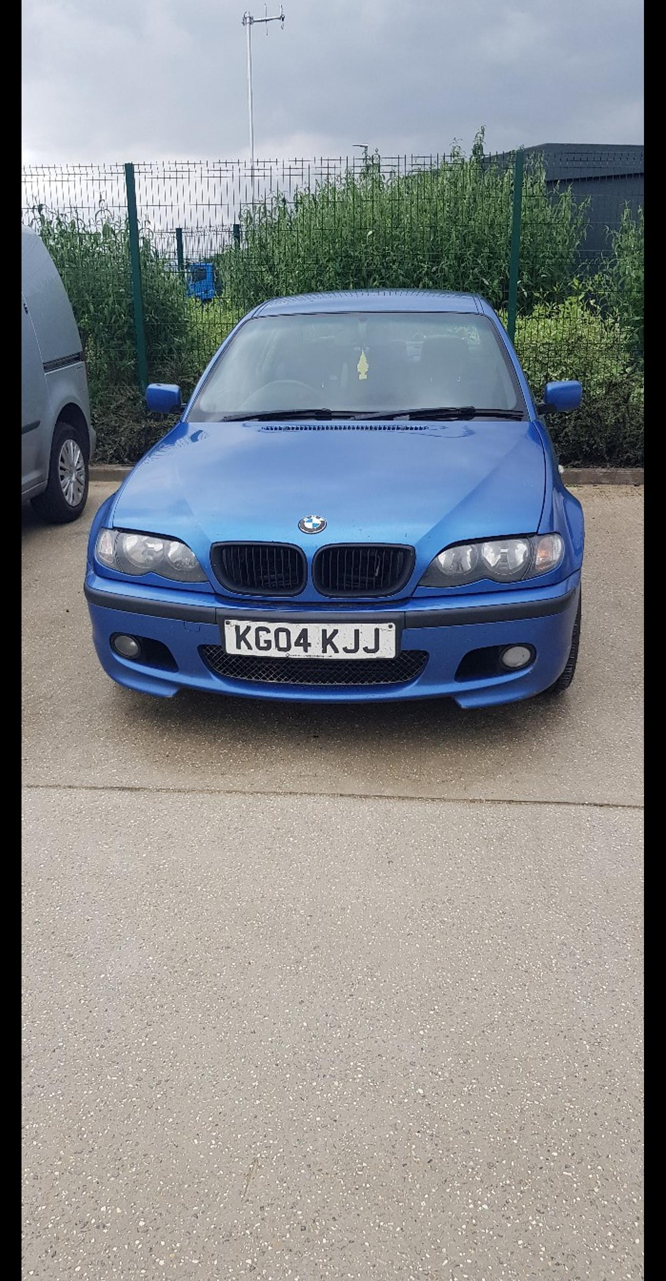 BMW e46 320d 2004 in RARE estoral blue in Market Weighton