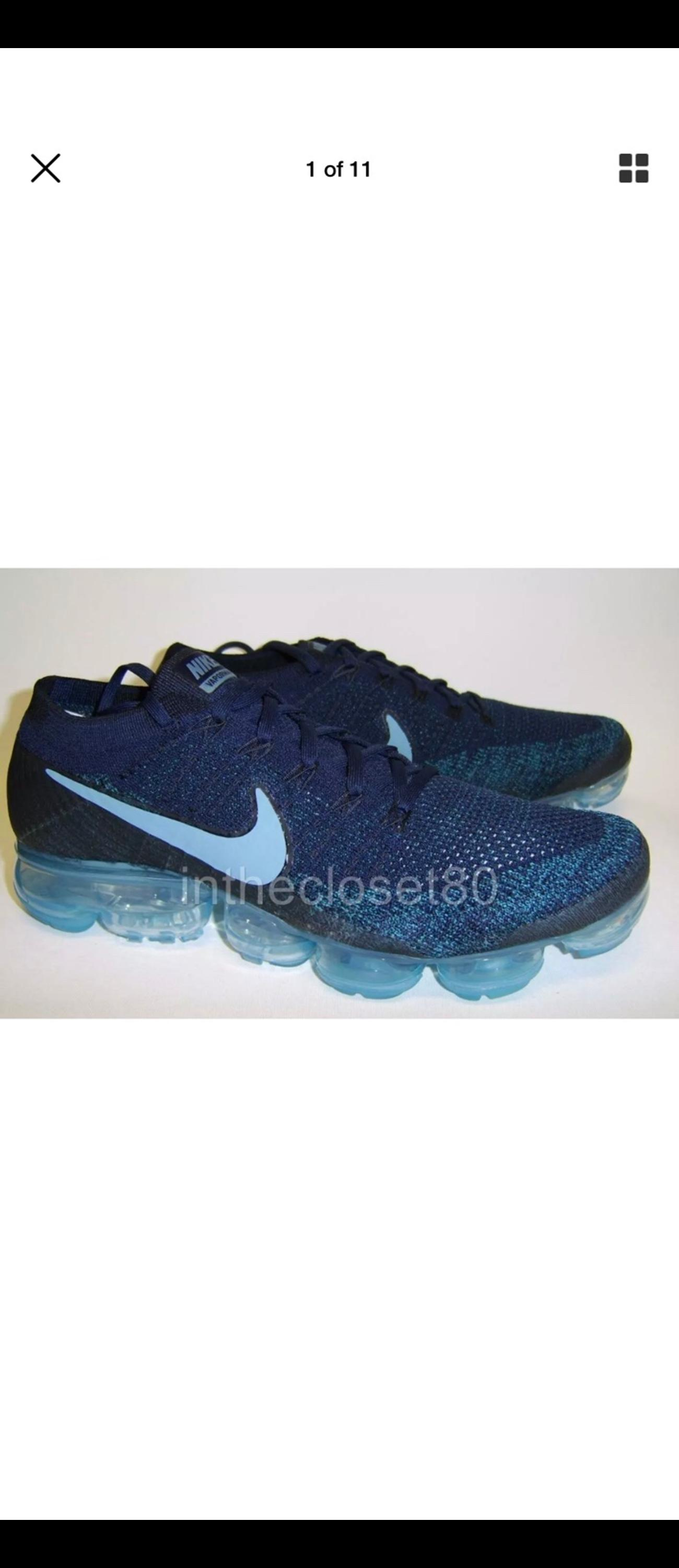 half off 2871d c6a4c Nike air vapormax flyknit Mens in E5 Hackney for £85.00 for ...