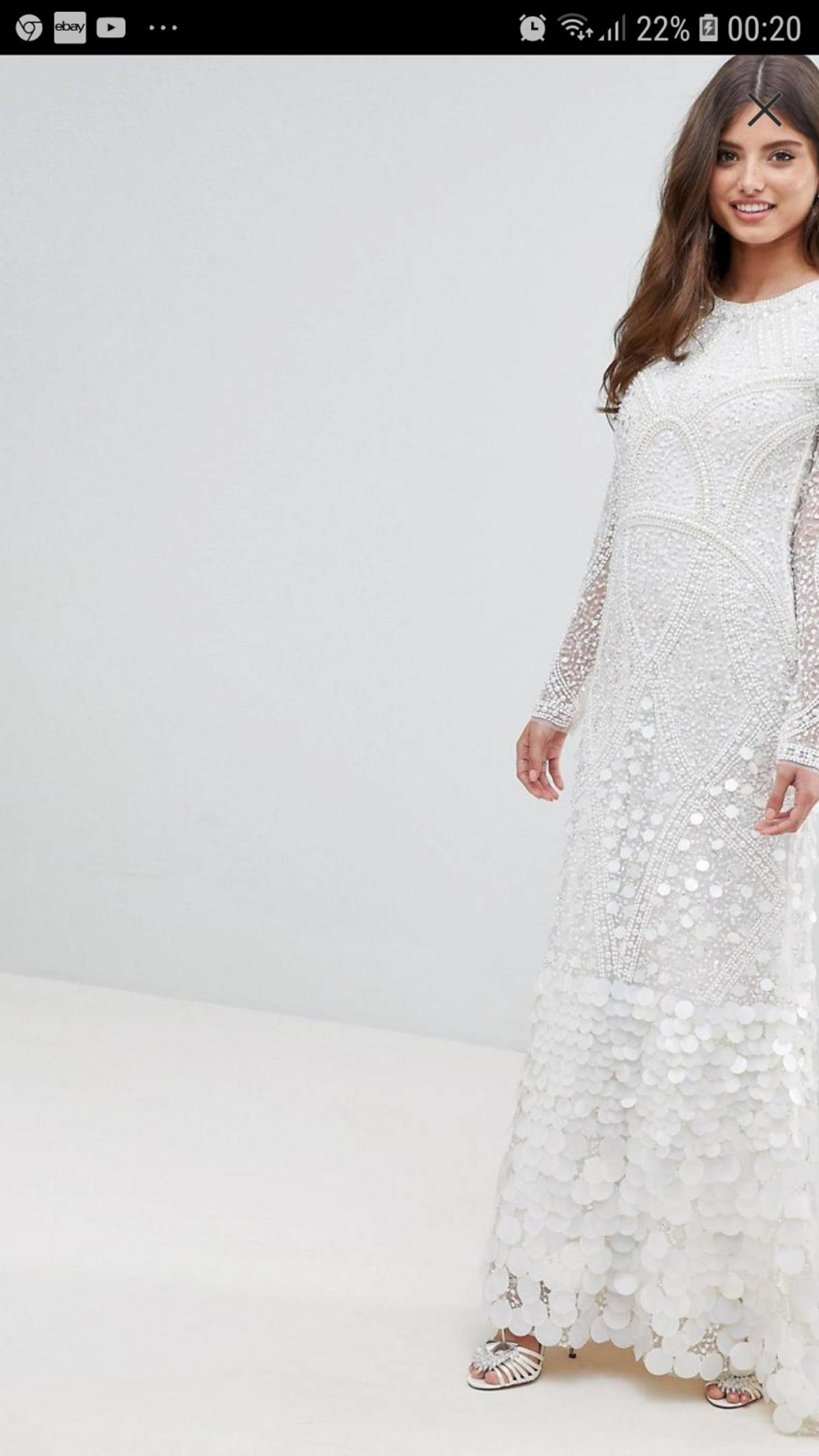 Asos verziertes kleid A Star is born in 16 Oberhausen for