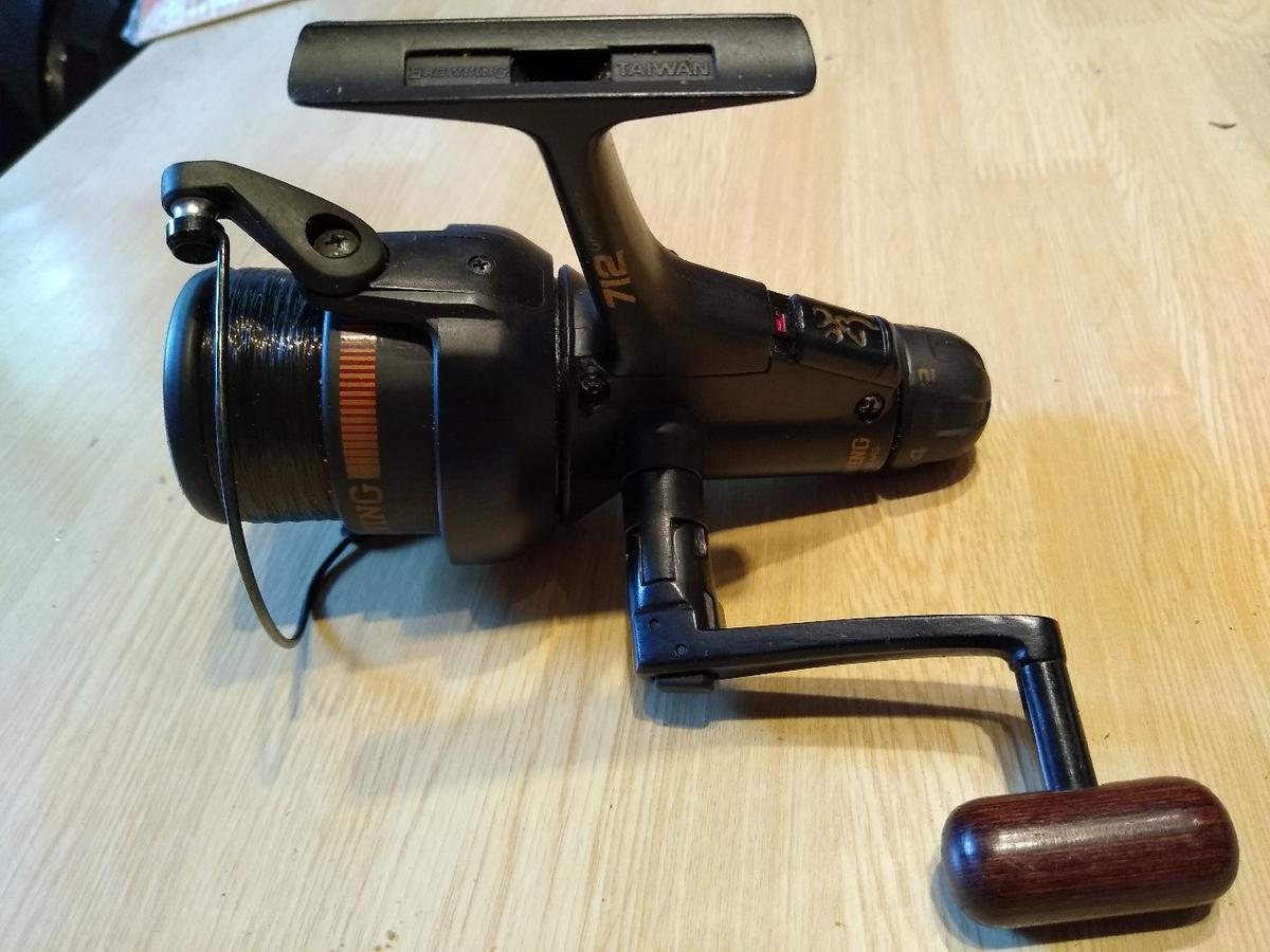 Browning 712 Graphite Reel in S20 Sheffield for £13 00 for