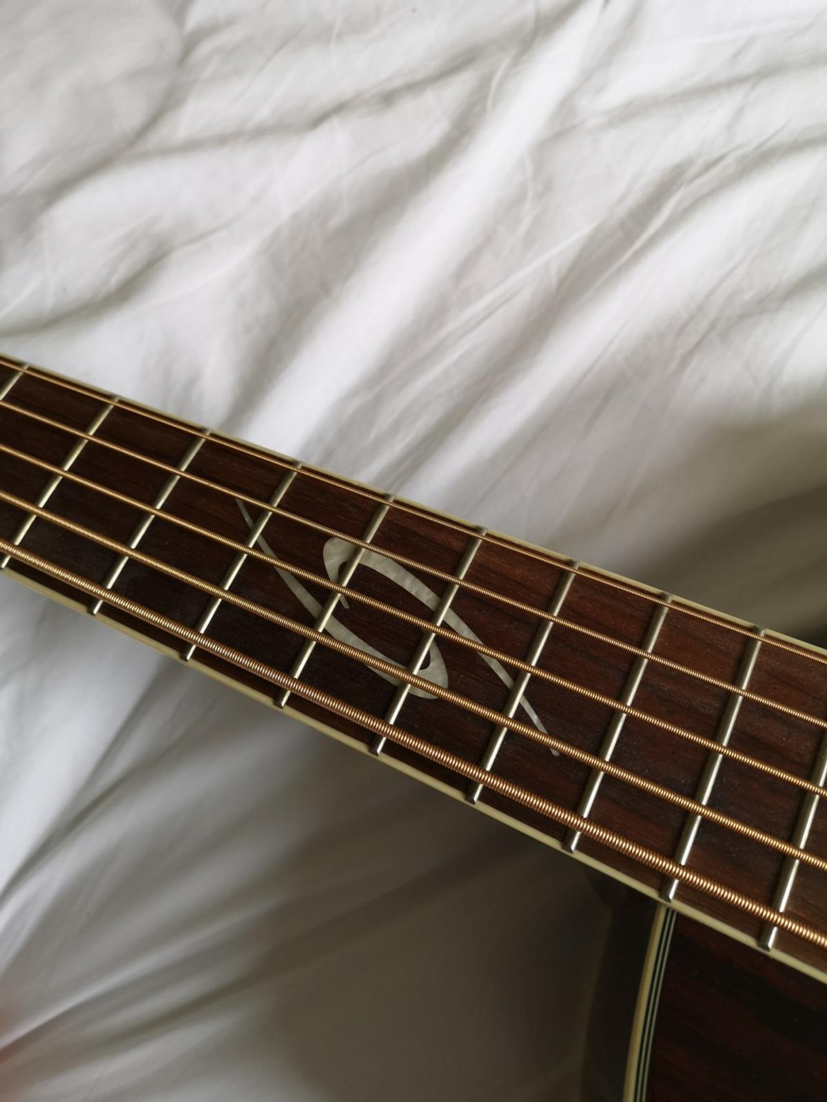 Ibanez Exotic Wood Acoustic Bass In Pr6 Chorley For 275 00