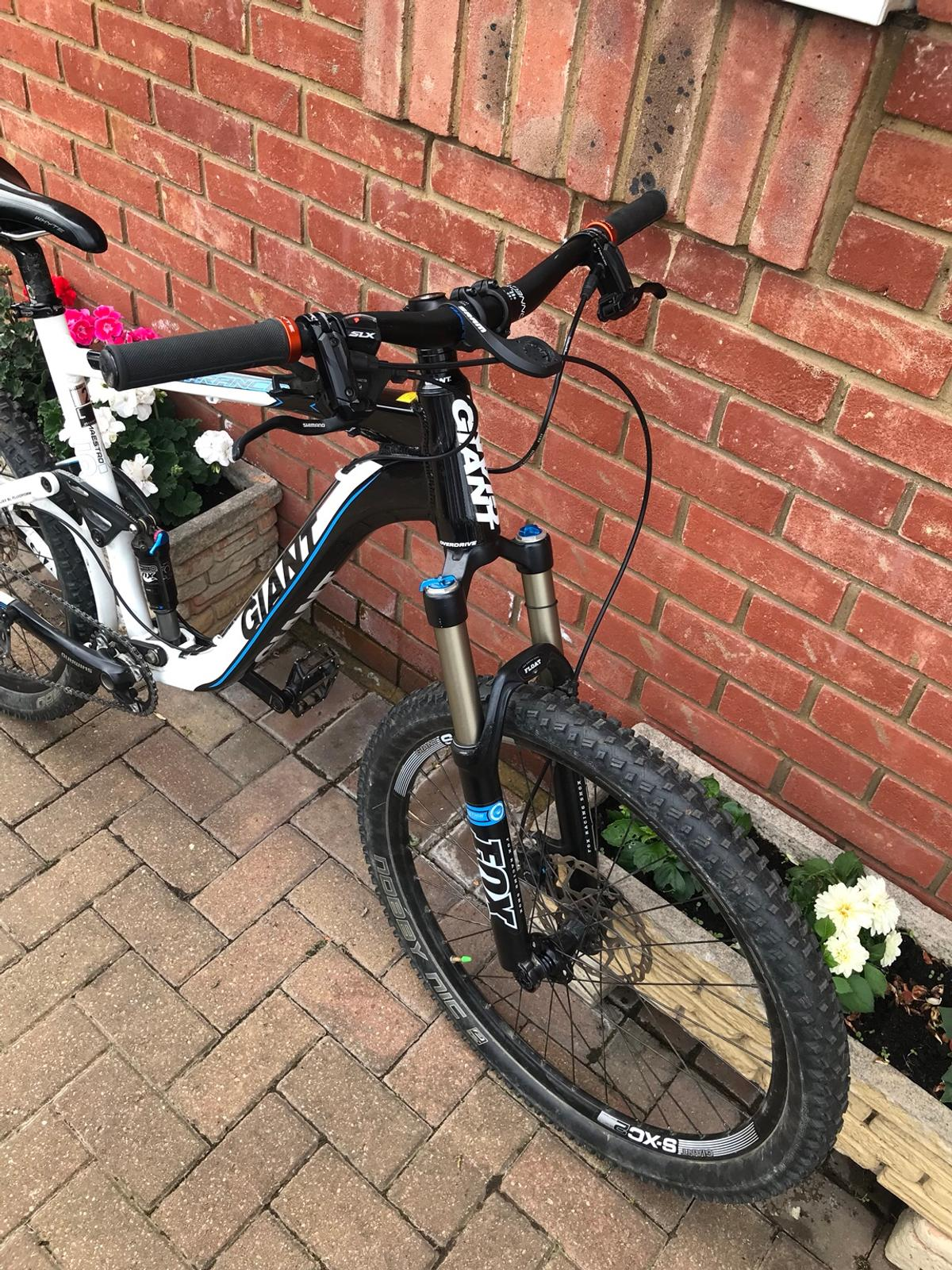 Giant Trance x2 Full Fox suspension in HP19 Vale for £600 00