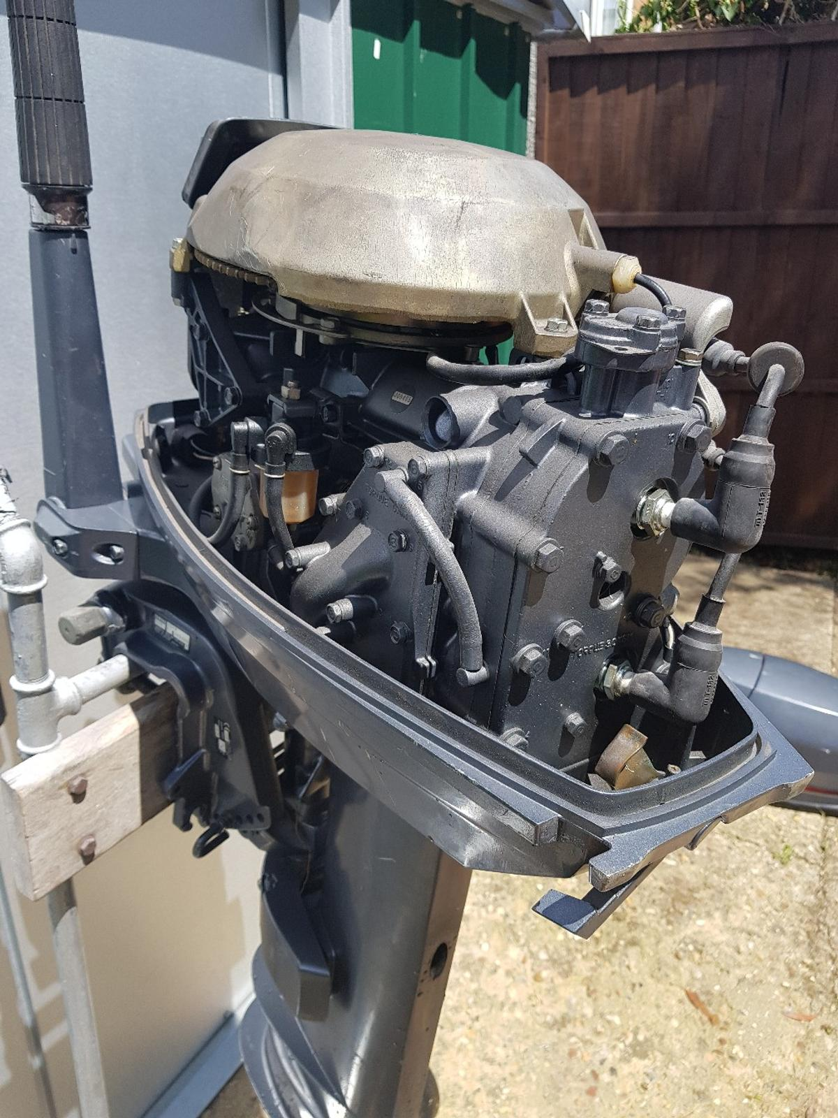 Yamaha 25hp outboard in London for £850 00 for sale - Shpock