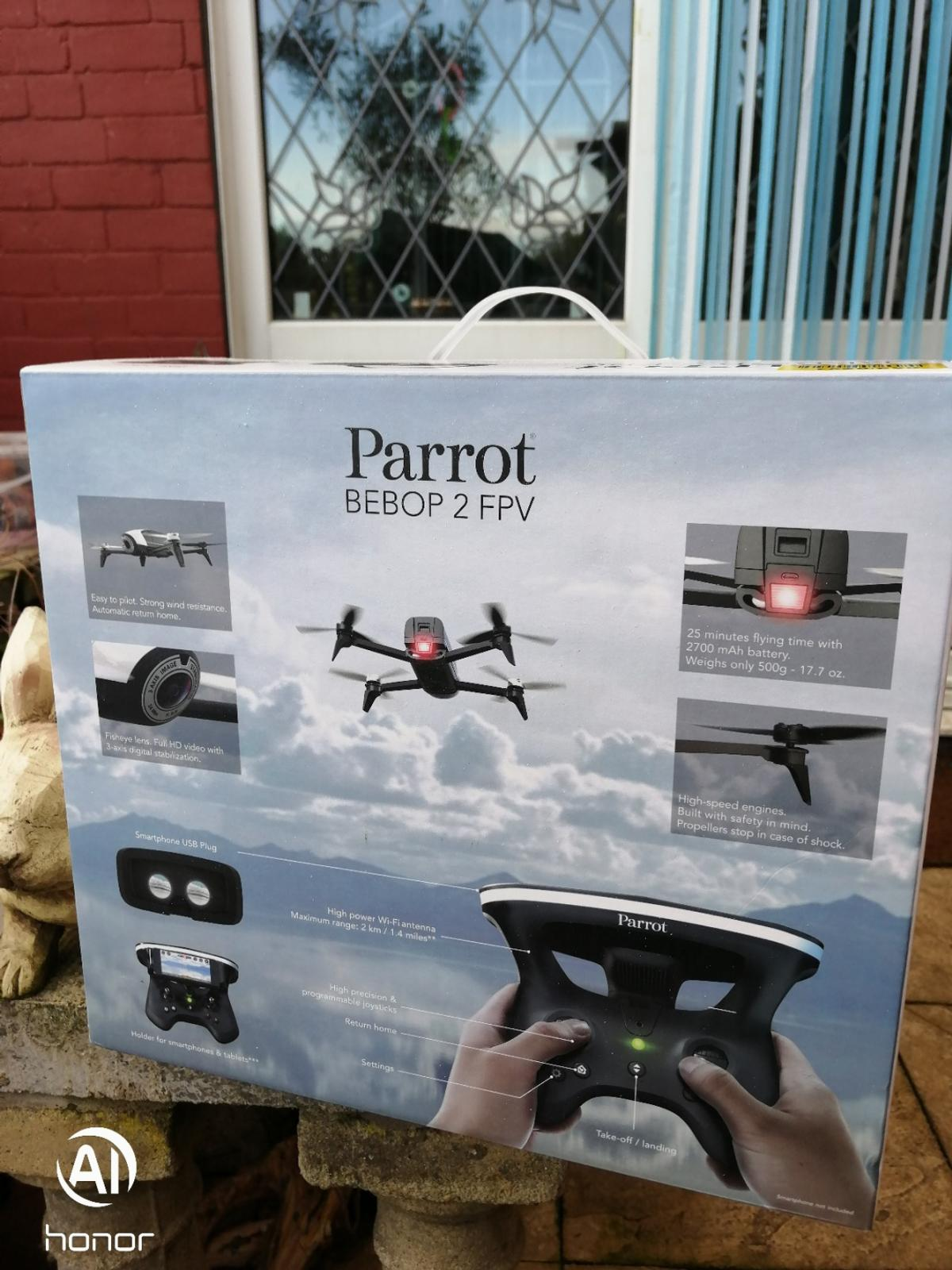 Parrot bebop 2 FPV drone in WF9 Wakefield for £300 00 for