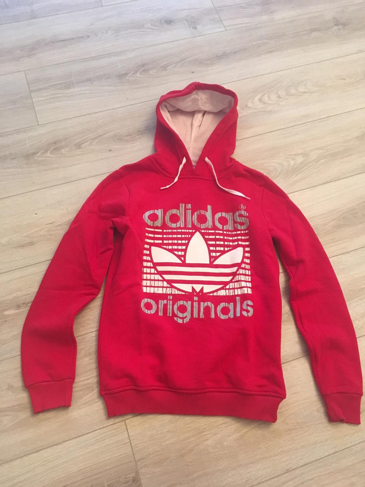 Roter Adidas Pullover Vergleich Test +++ Roter Adidas