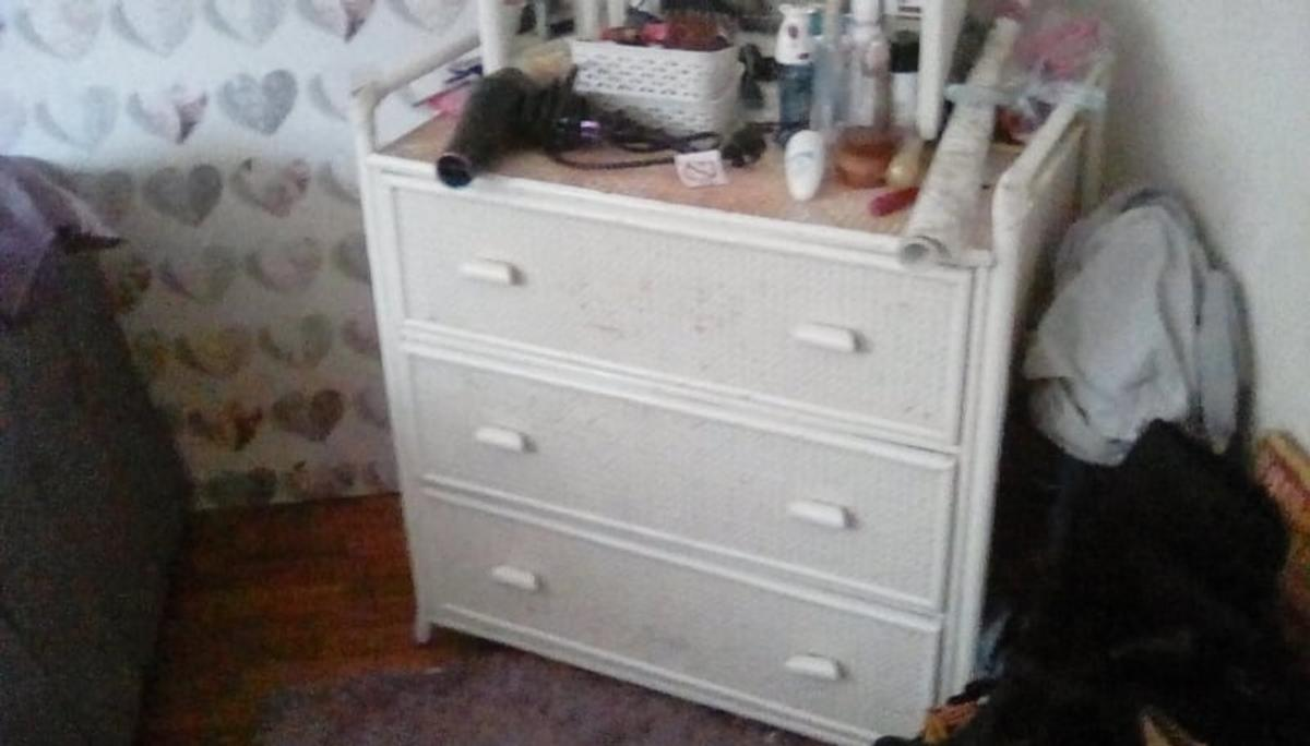 Solid Wood Chest Of Drawers In B38 Birmingham For 2000 For Sale