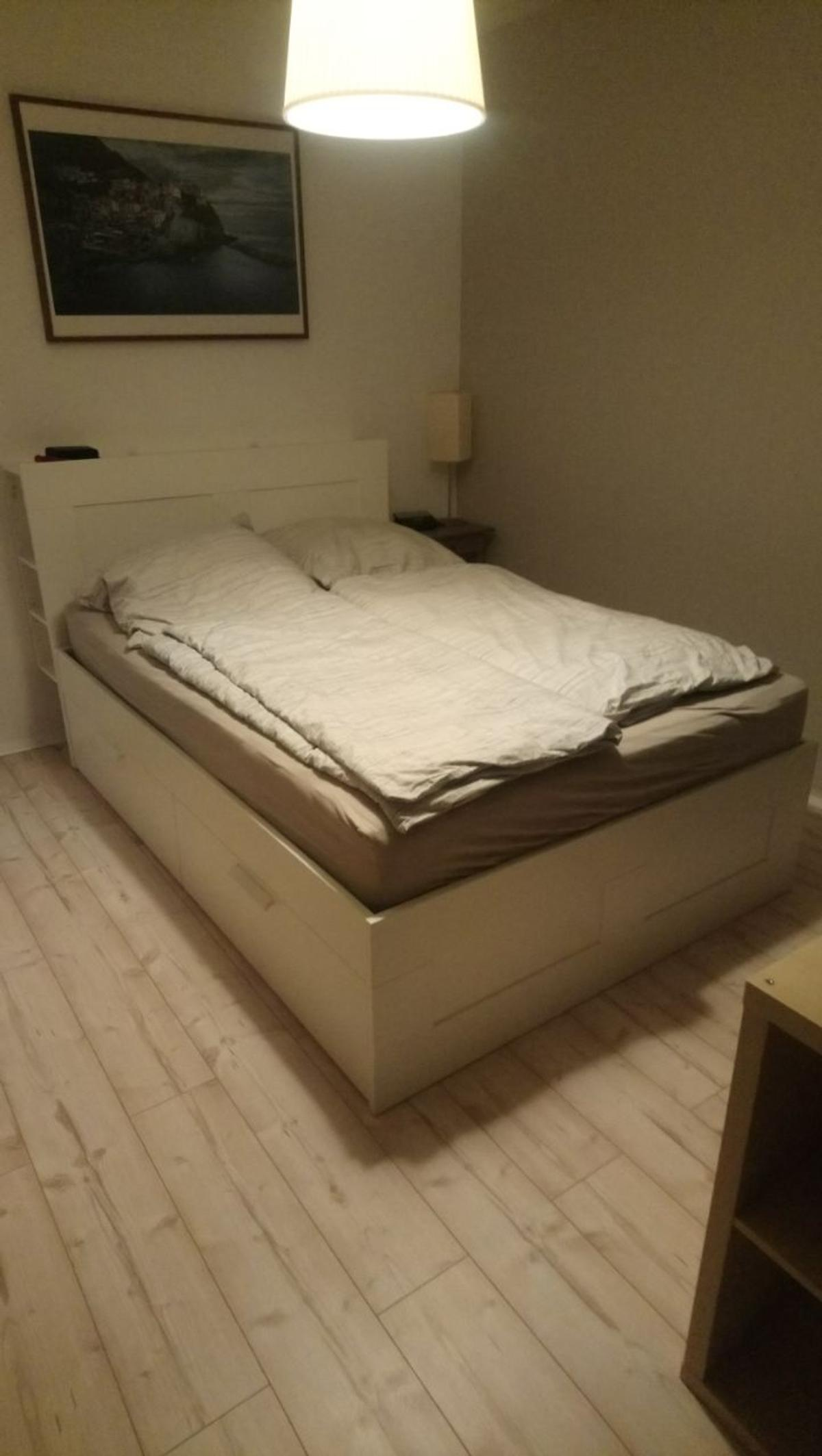 Ikea Brimnes Weiss 140x200 In 10319 Berlin For 60 00 For Sale Shpock