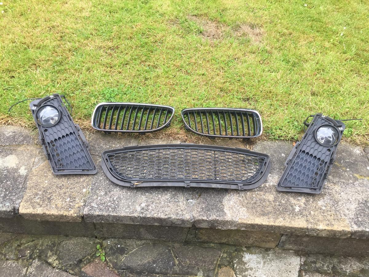 Bmw E90 M Sport Grill Set With Fog Light In Wd18 Watford For 99 00 For Sale Shpock