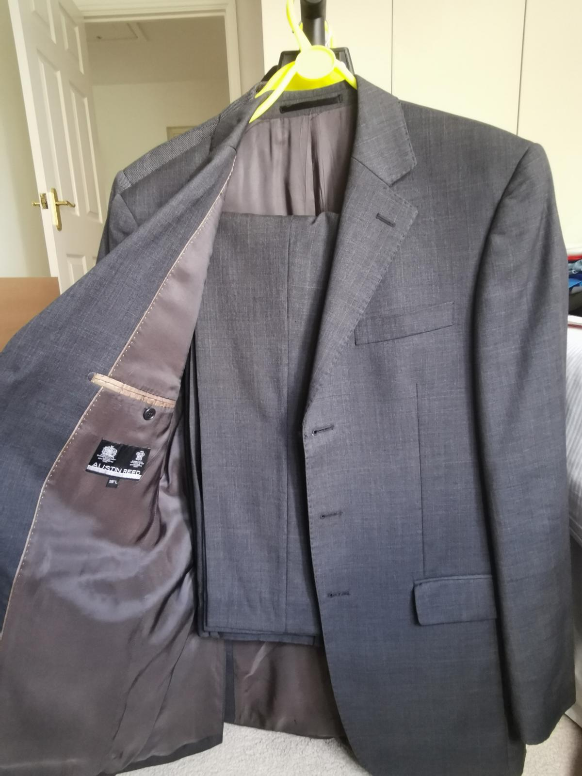 Austin Reed Suit Grey Chocolate Men S In Ls15 Leeds For 40 00 For Sale Shpock