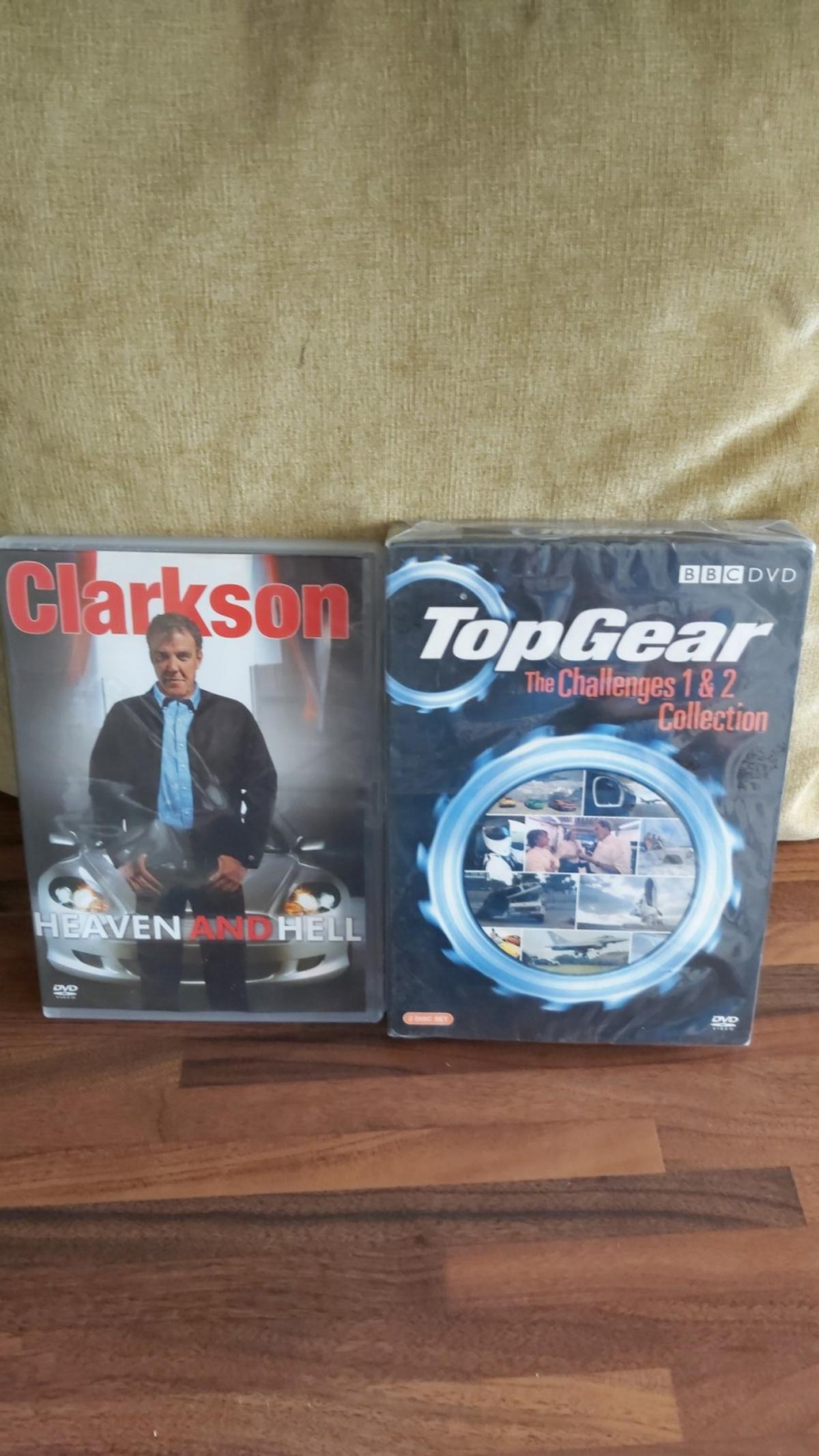 Two DVDS never used £5.00 pick up ONLY.