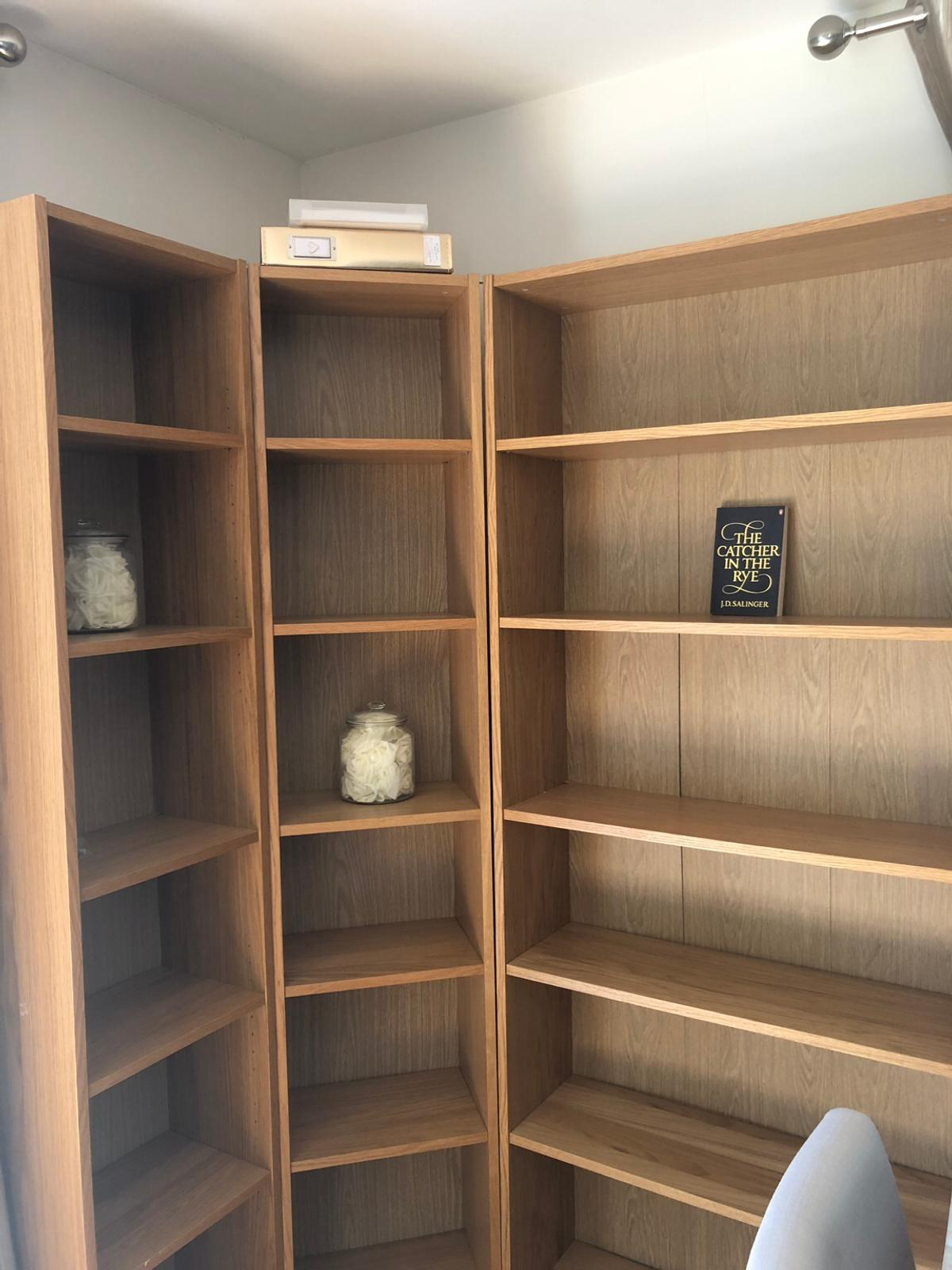 Ikea Billy Bookshelves Great Condition