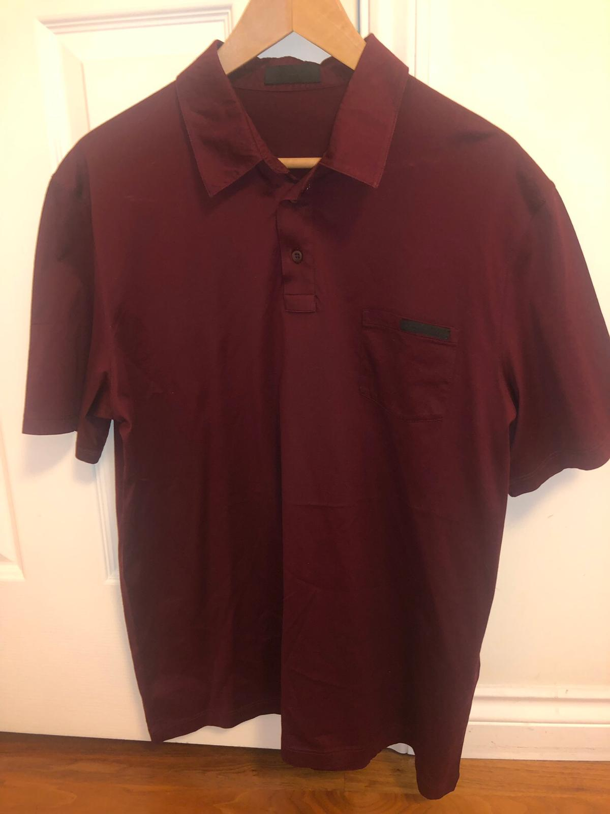 Burgundy Size XL Cash only, no offers