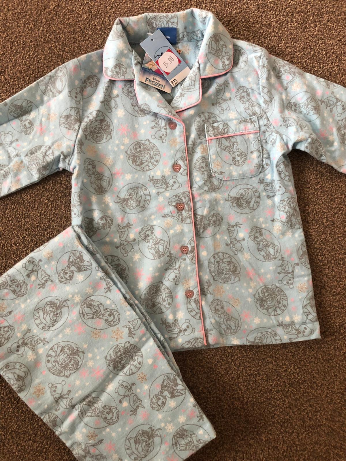 Brand new girls pj's 6 years old Brand new Originally £10, purchased for £5 in sale