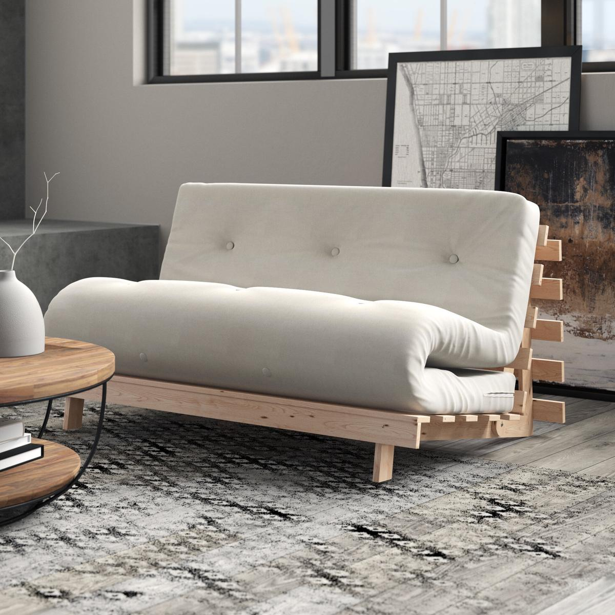 Futon Double Sofa Day Bed In Sw6