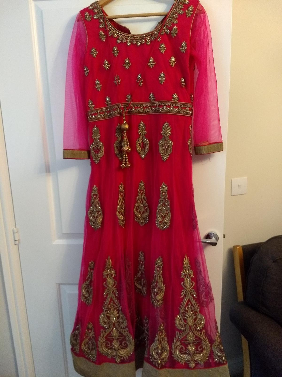 pictures taken are of front and back. original price £175, now selling for £60 ovno. only worn once. first to see will buy.