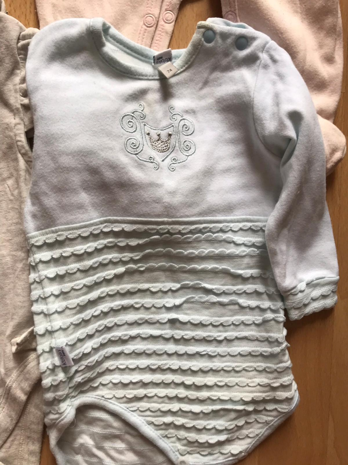 Baby clothes used from 3-6 months old