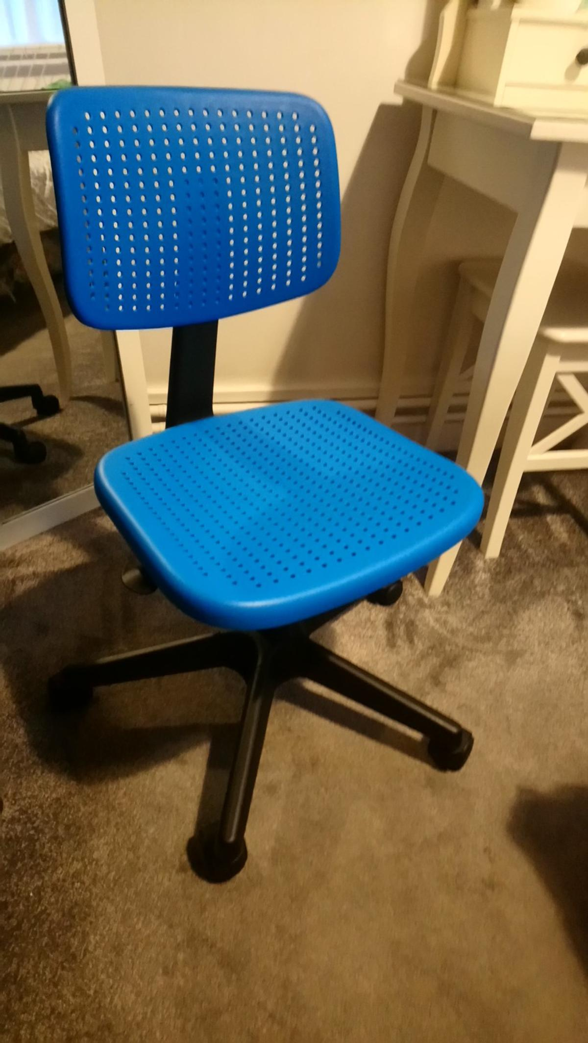 Ikea Alric Swivel Desk Chair In Kt2 London For 8 00 For Sale Shpock