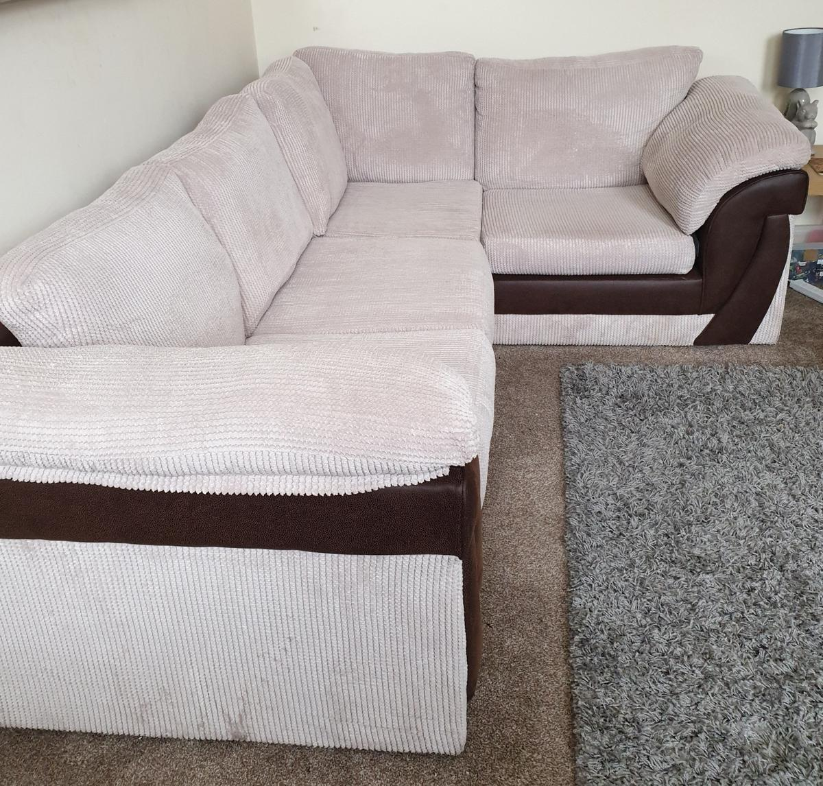 CORNER GROUP SOFA FOR SALE £180 in M6 Salford for £180.00 ...