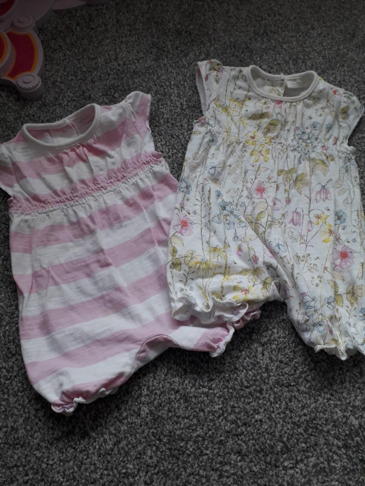 Both lovely condition Lovely designs From next smoke free home collection only
