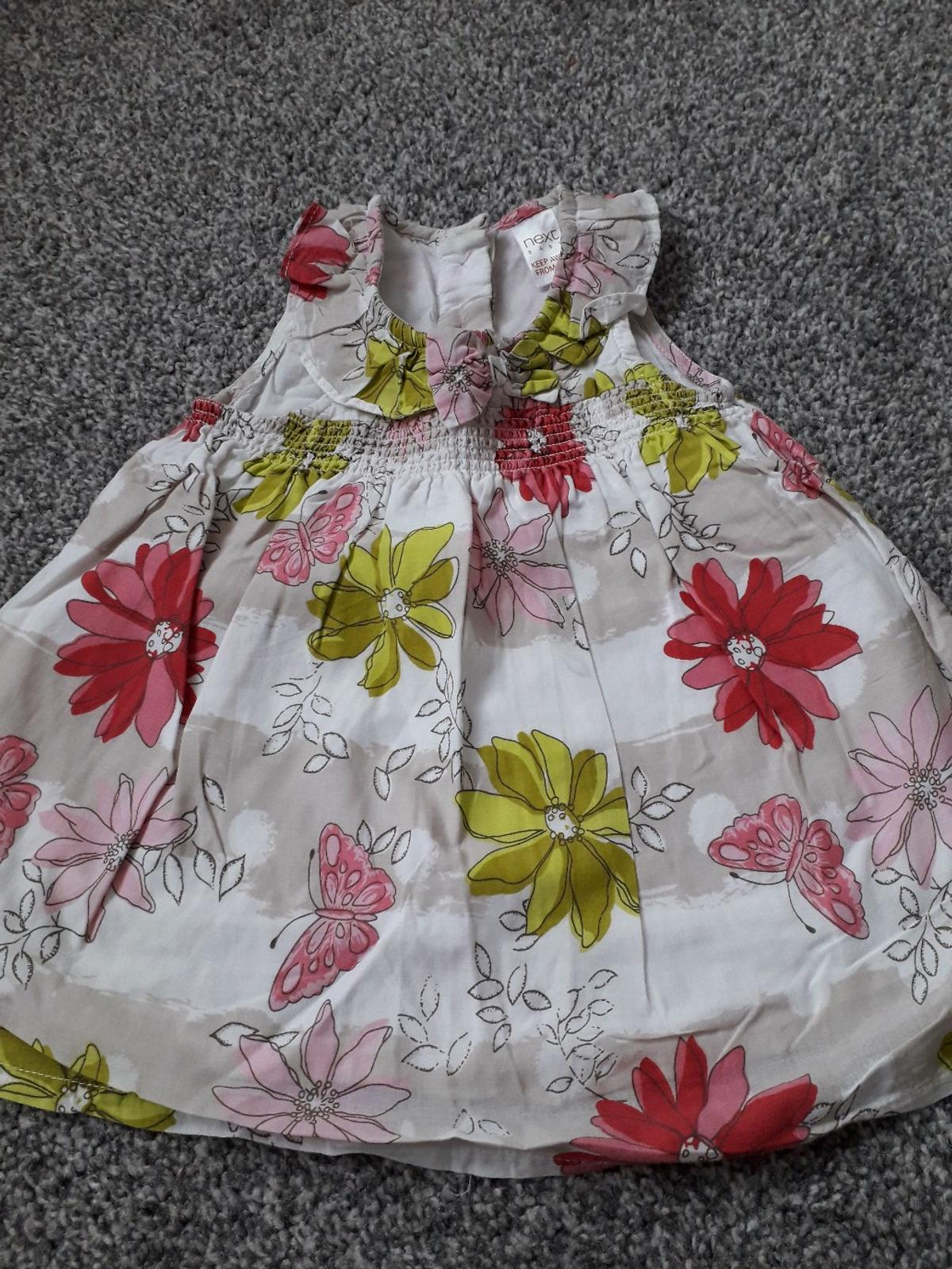 Excellent condition Underskirt. Beautiful buttons on back From next Smoke free home collection only