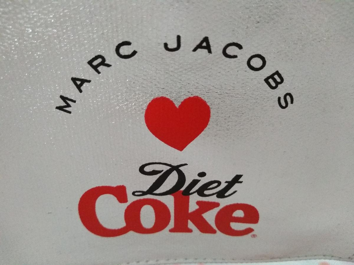 Limited addition Marc Jacobs and Diet Coke bag, one large pocket with a smaller inside pocket. As new, not used. collection only