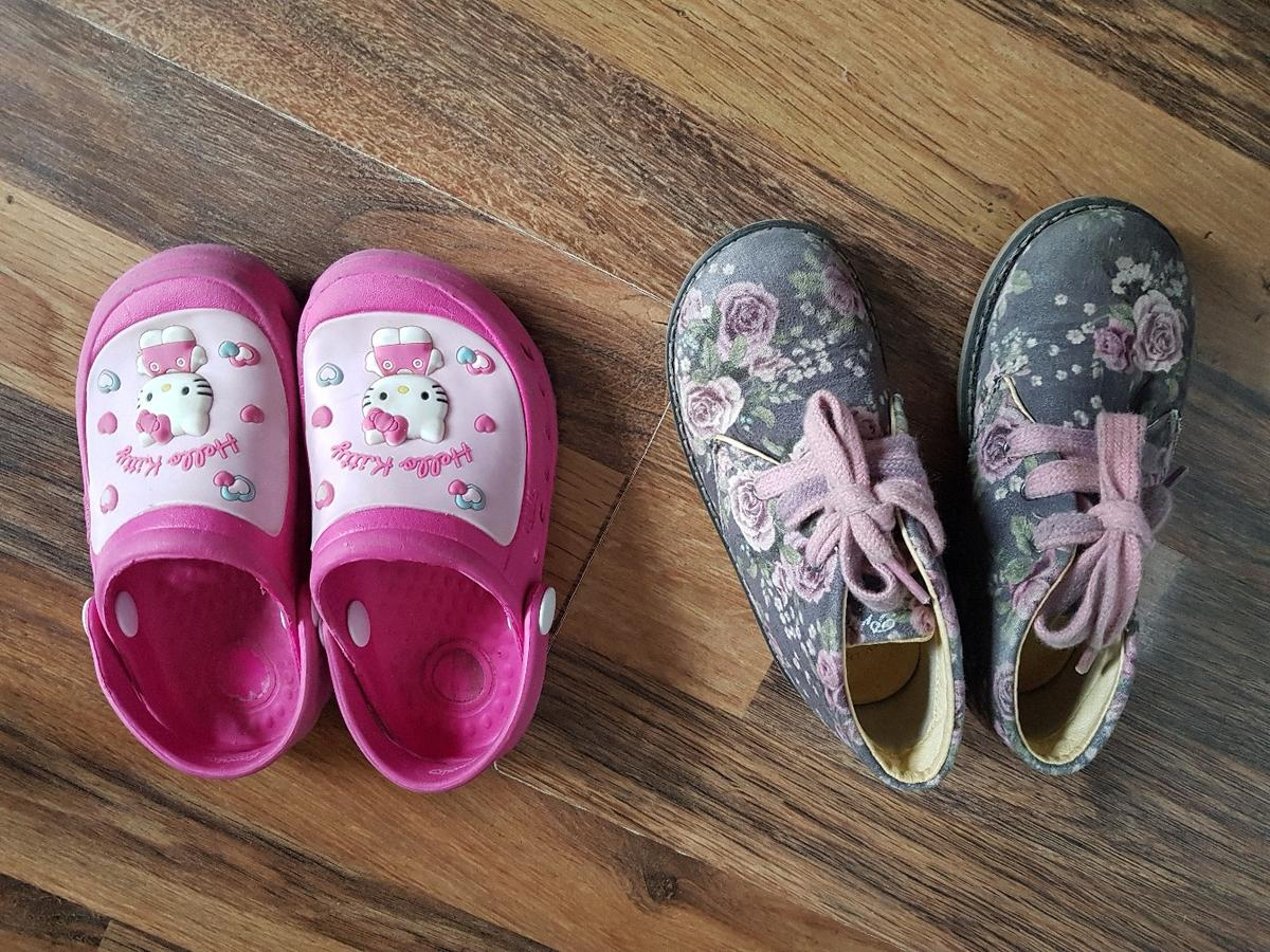 2 pairs of girls shoes size 8. Collection only. £5 each- cash other shoes available in sizes 9, 10, 11, 12