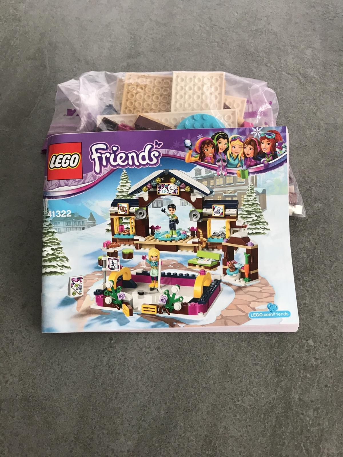 Not in original box. Comes complete with instructions.