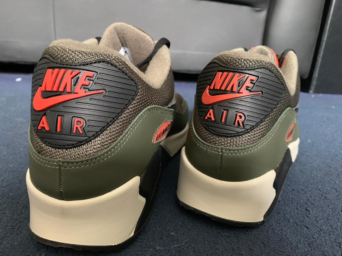 info for ff835 d17ad Nike air max 90 size 11