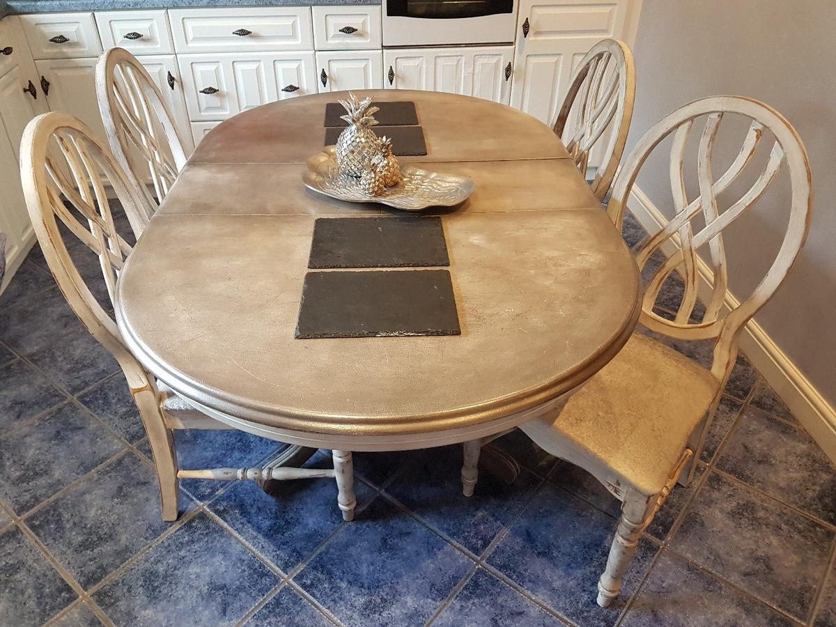 Wondrous Upcycled Kitchen Table And Chairs Gmtry Best Dining Table And Chair Ideas Images Gmtryco
