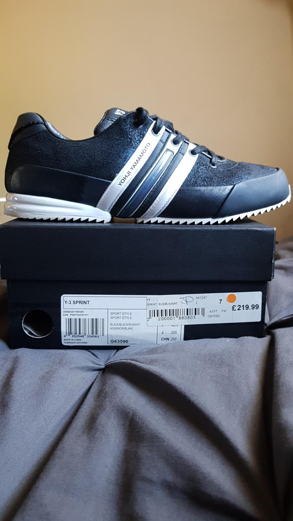 Adidas Y3 Sprint in PR1 Preston for £150.00 for sale | Shpock