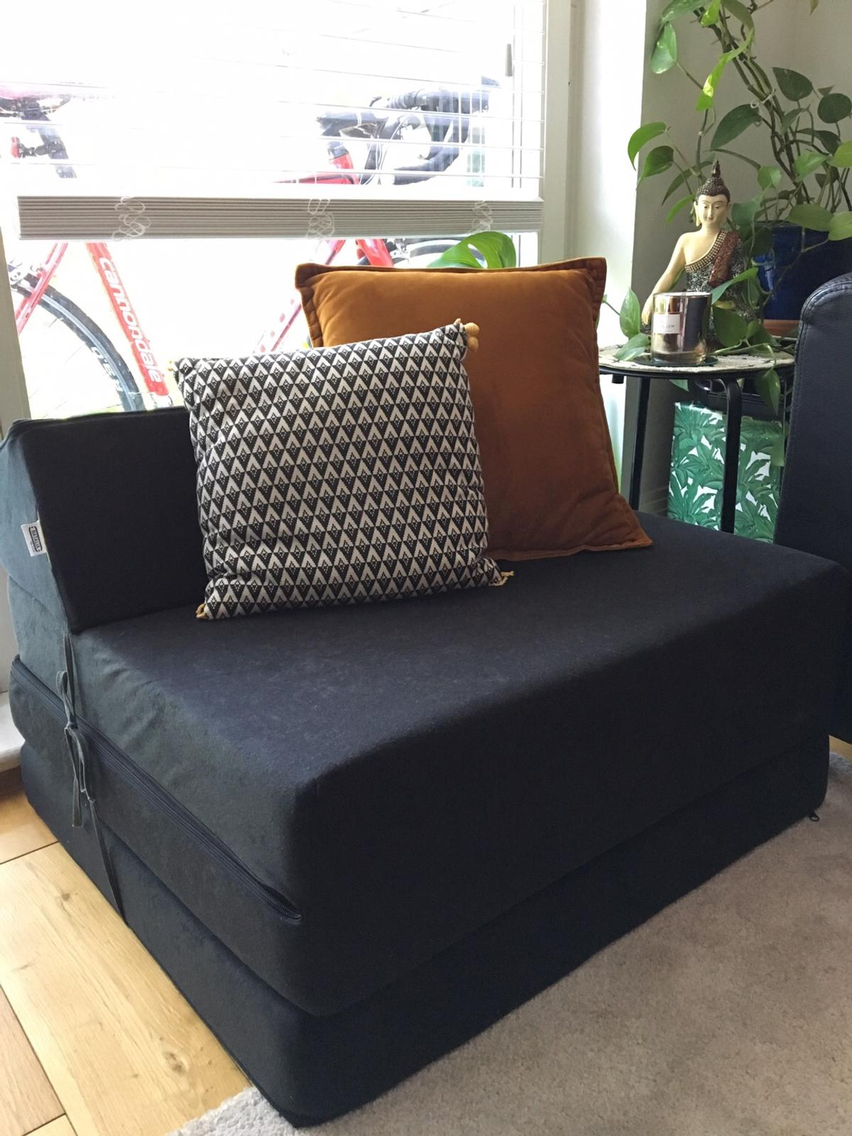 Magnificent Sofa Bed Folding Mattress Single In Br1 Bromley For Andrewgaddart Wooden Chair Designs For Living Room Andrewgaddartcom
