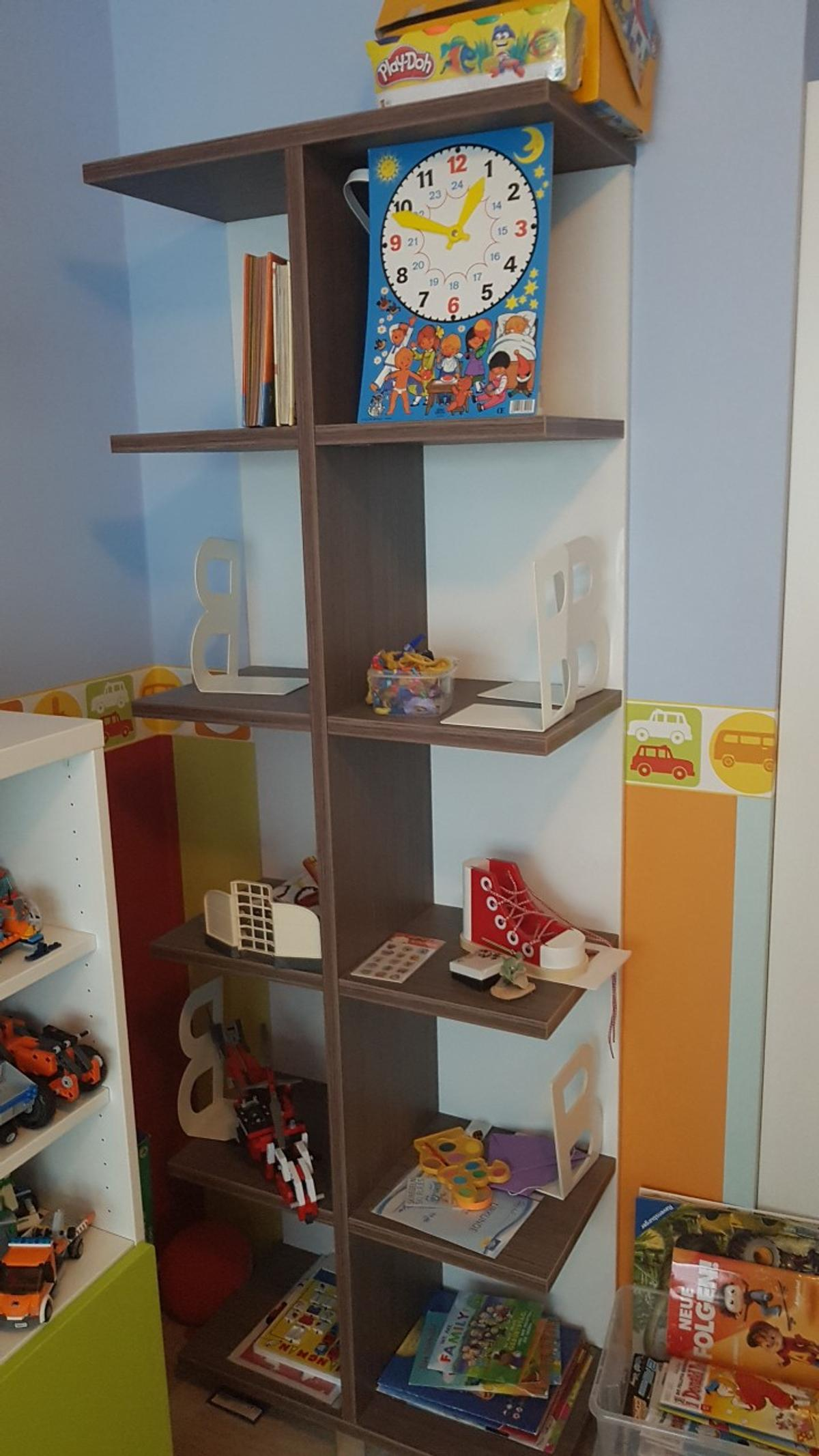 Kinderzimmer Kasten, Bücher- & Wandregal in 77977 Rust für ...