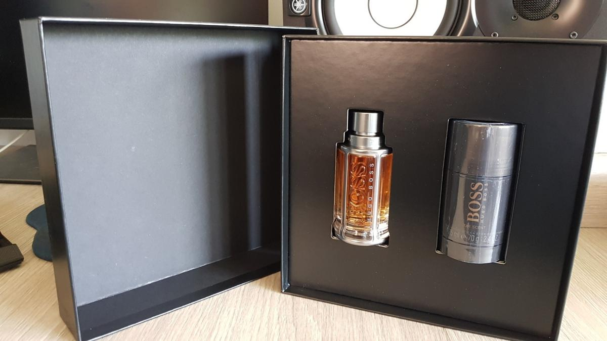 Hugo Boss The Scent Gift Set In B38 Birmingham For 25 00 For Sale Shpock