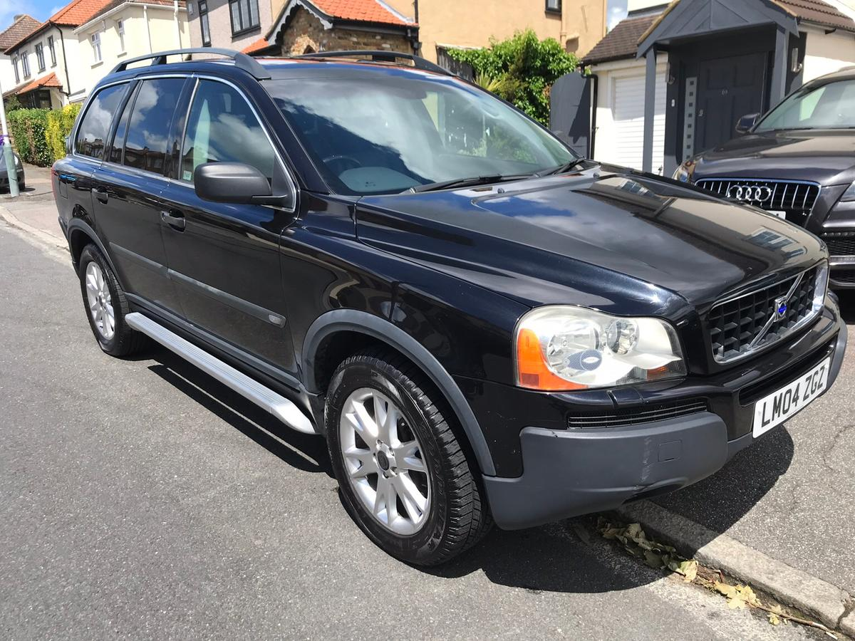 Volvo Xc90 T6 Se Awd Auto 2 9 Petrol In Rm3 London For