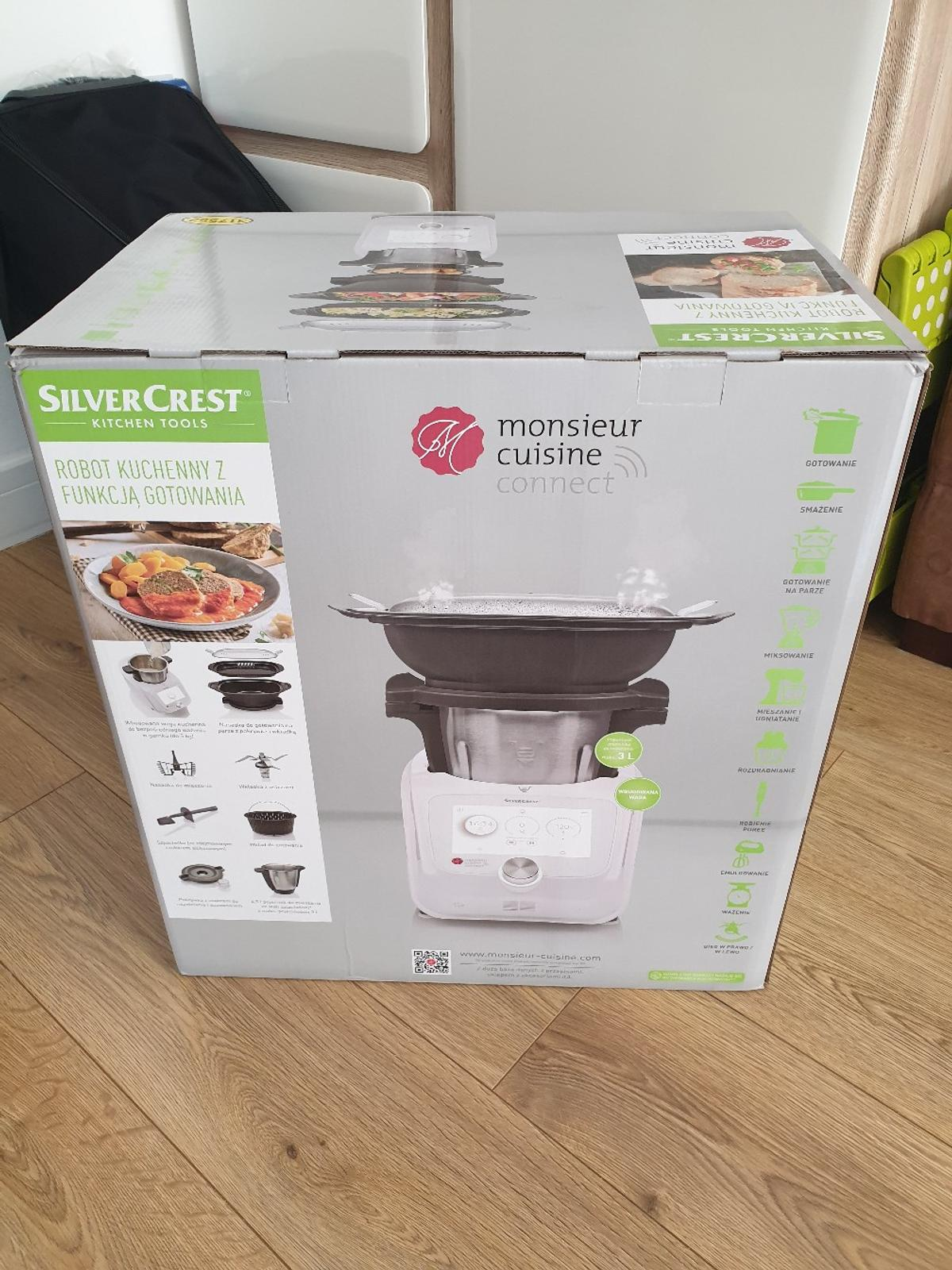 New Lidl Monsieur Cuisine Connect In N3 London For 400 00 For
