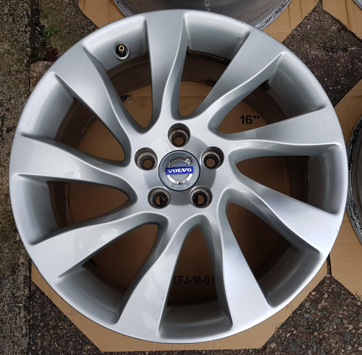 Used Rims For Sale >> Volvo 4 No Magni Aluminium Rims 18x8 Used
