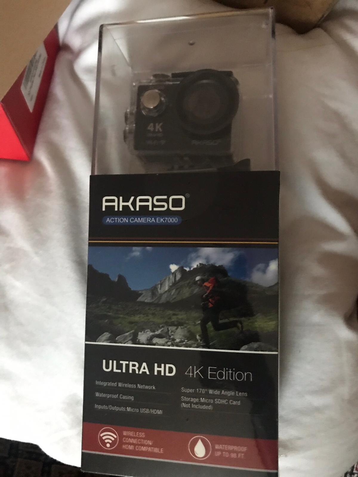 AKASO EK700 4K SPORT ACTION CAMERA