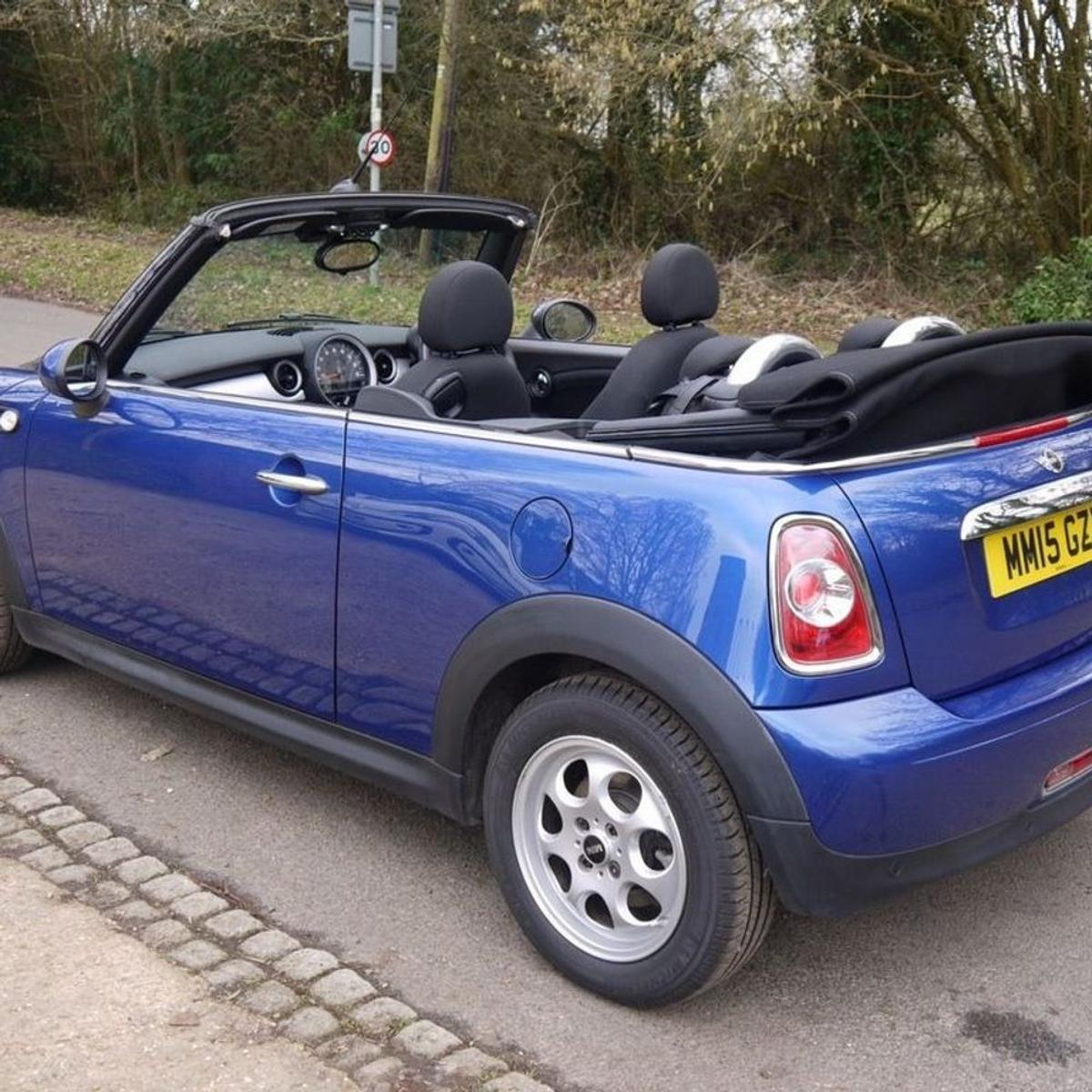 Mini Convertible 1.6 Cooper In RH14 Kirdford For £10,995