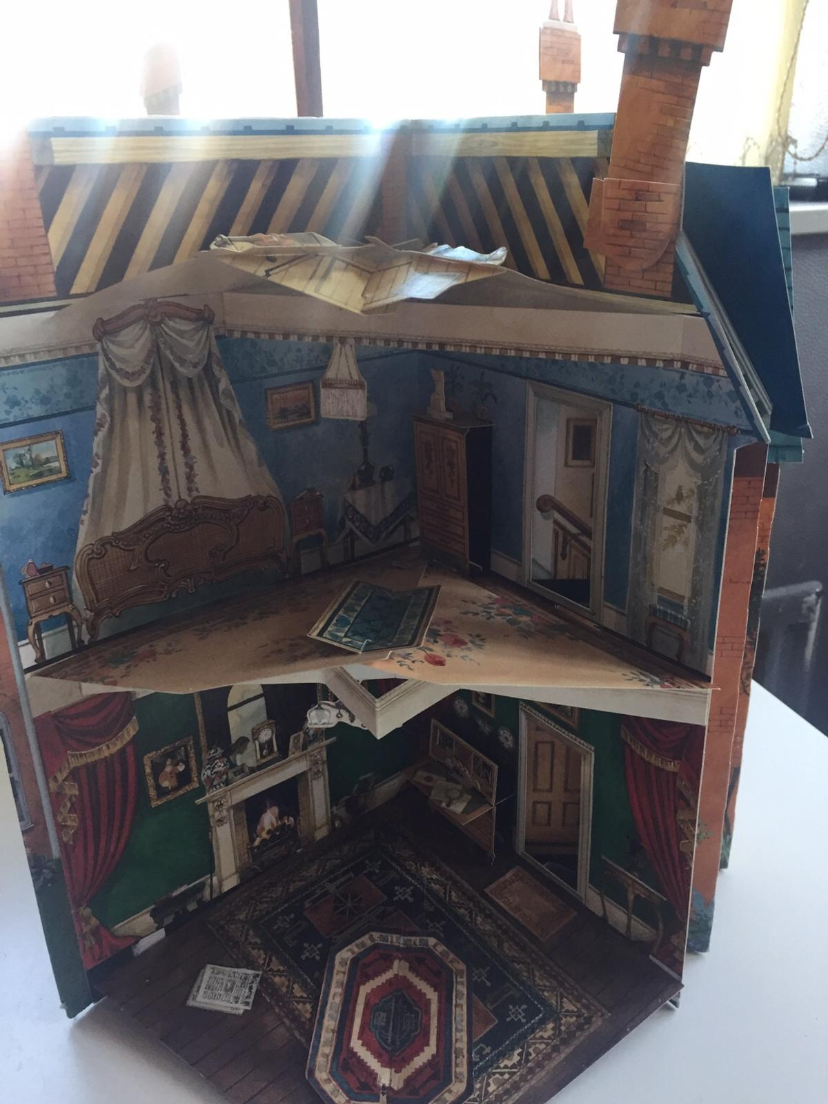 Brilliant Doll House Pop Up Book In Ls27 Leeds For 10 00 For Sale Download Free Architecture Designs Scobabritishbridgeorg