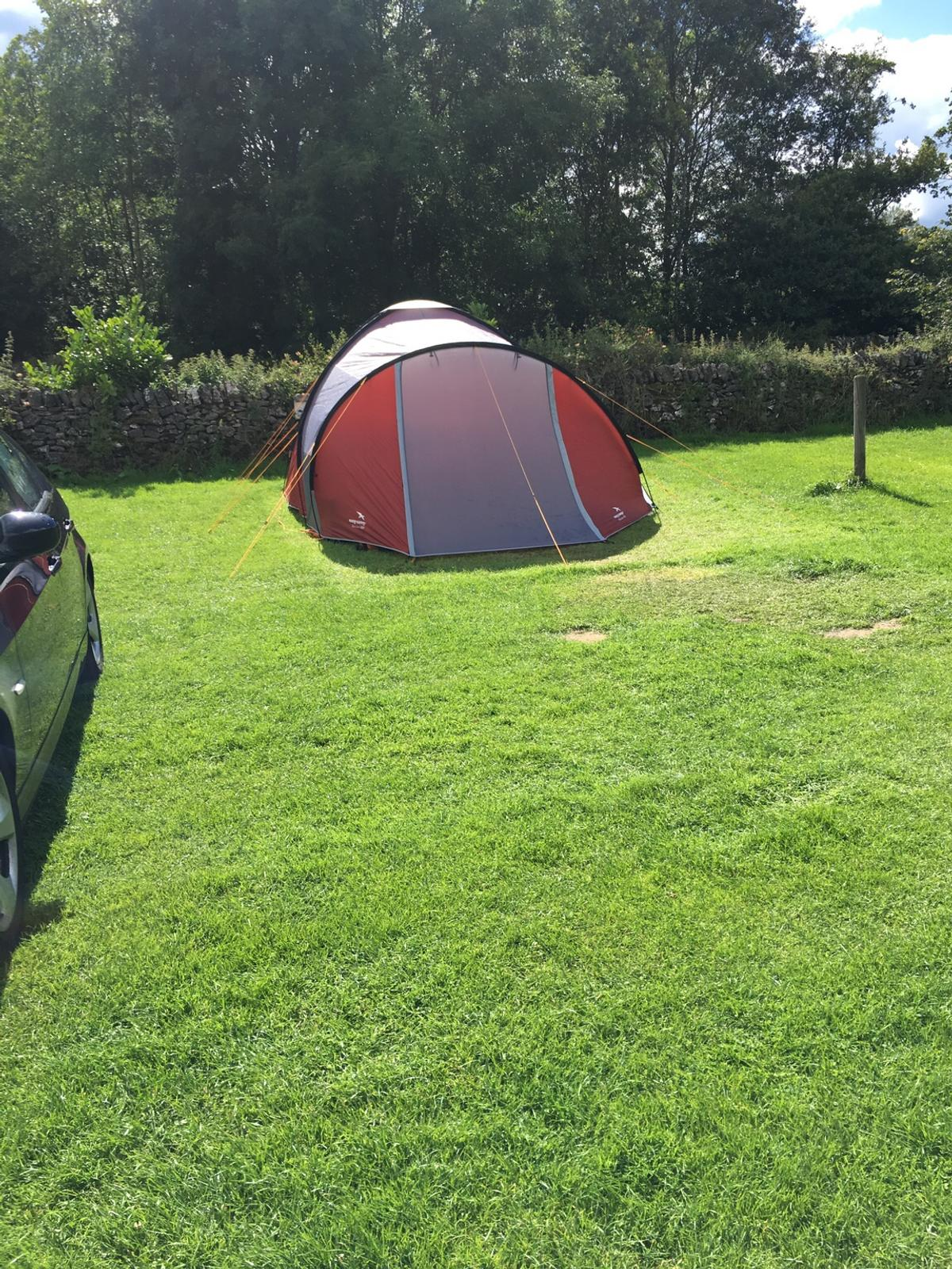 4 person tent Easy Camp Messina 400
