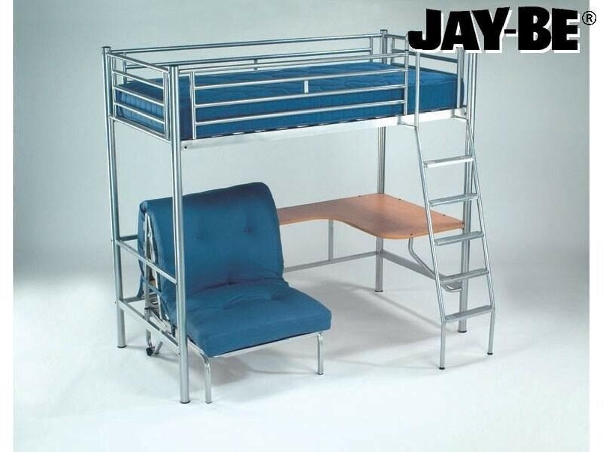 Jay Be High Sleeper Bed In East
