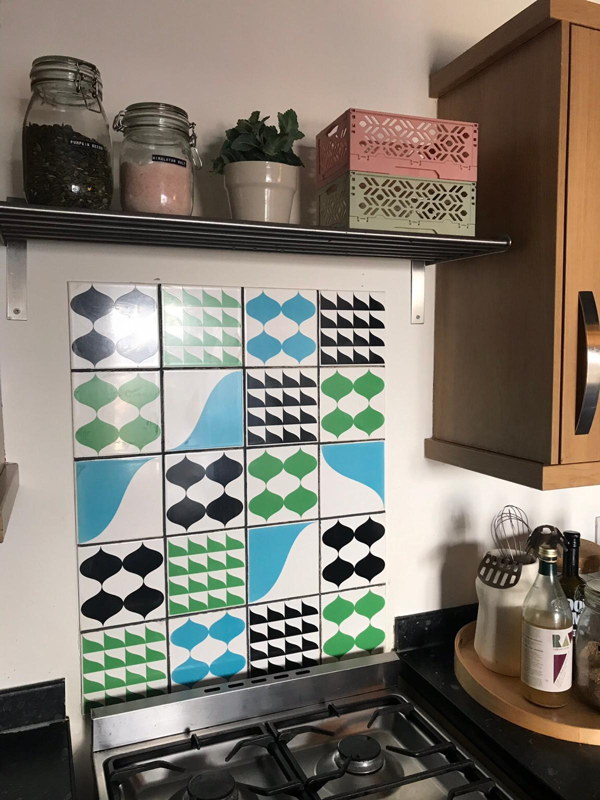 - Ikea Tillfalle Wall Tiles (approx 1sqm) In L8 Liverpool Für 5,00